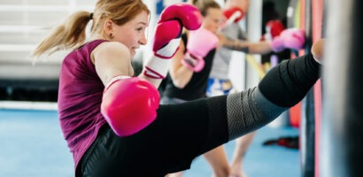 Fitness Kickboxing | Cardio boxe