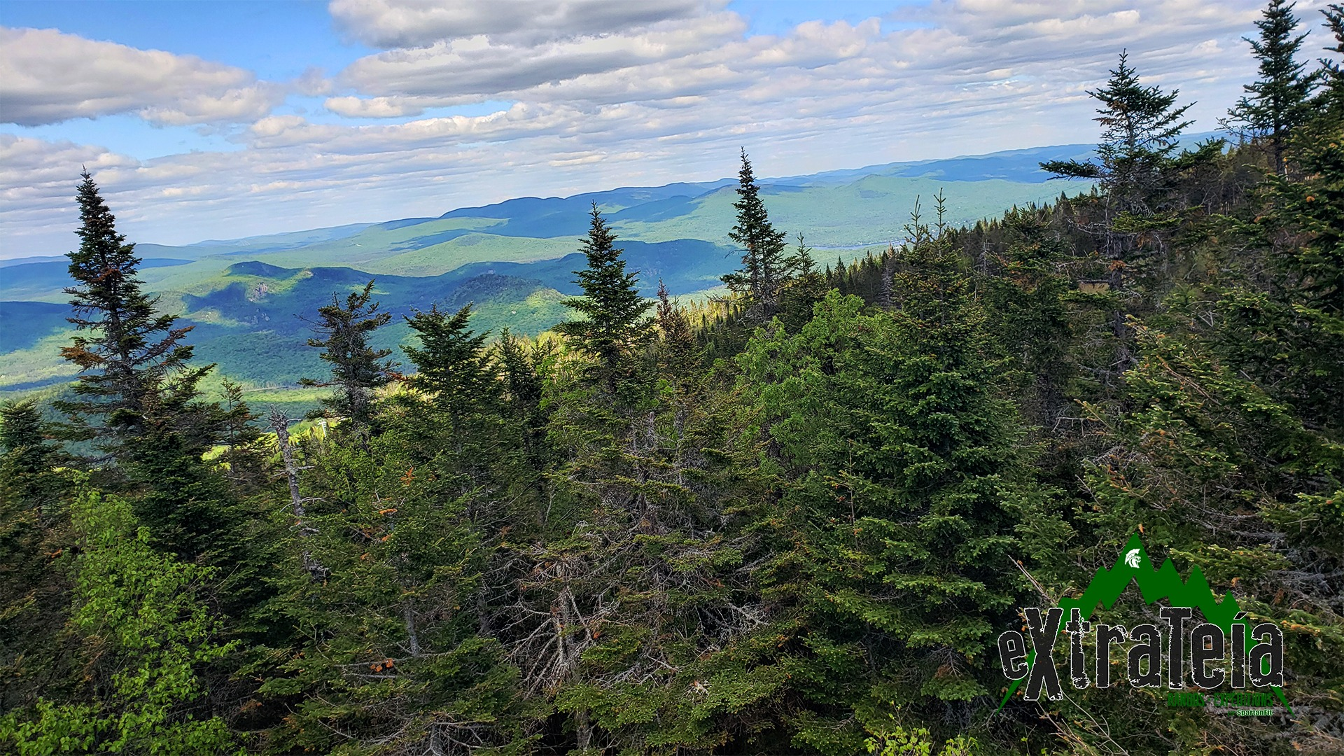 © Extrateia par SpartanFit | Guide de randonnée | Mont Tremblant