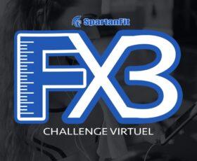 FX3 • Challenge virtuel par FitFlix.ca
